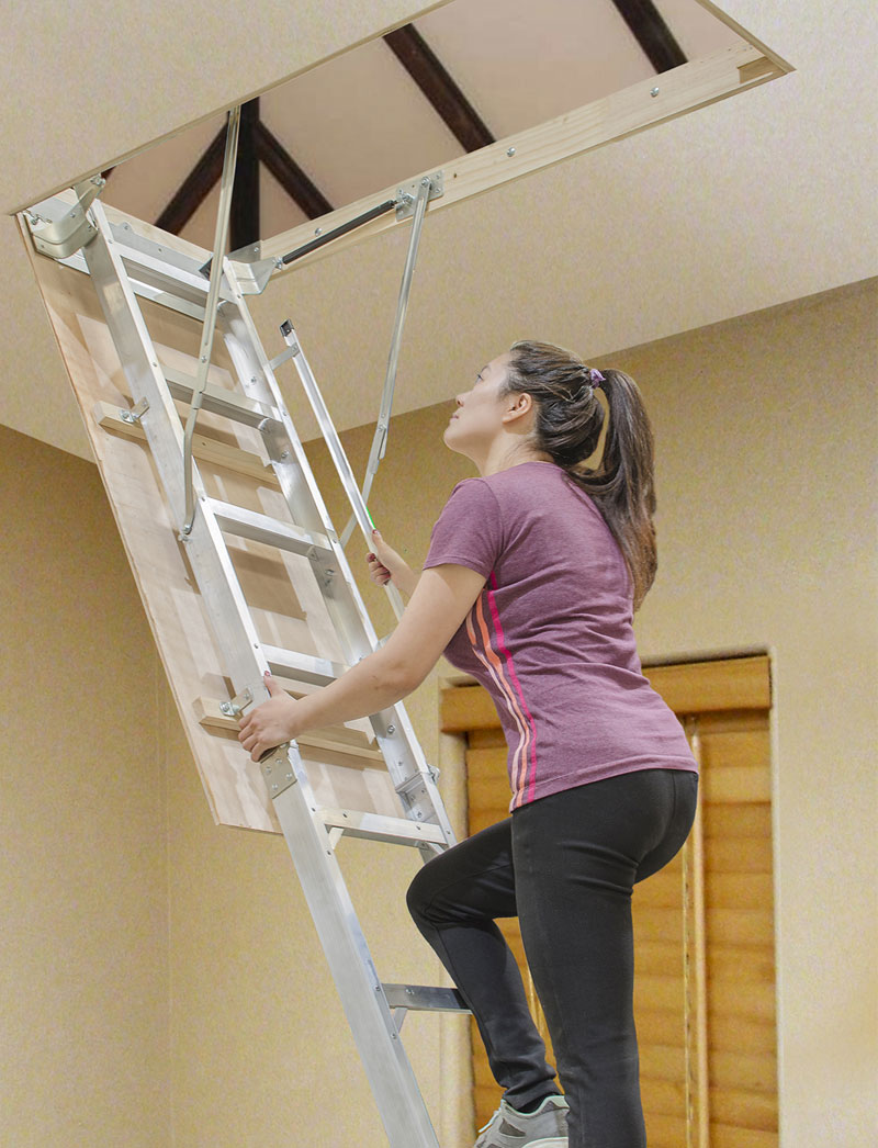 Premier Series Attic Ladder Adelaide Attics And Skylights